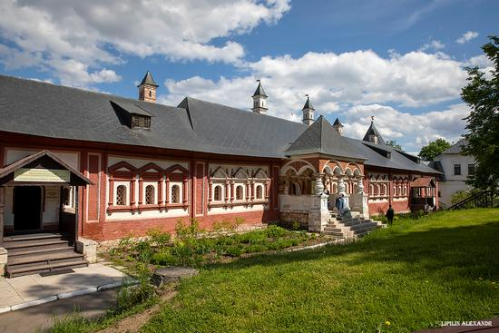 Savvino-Storozhevsky Monastery near Moscow, Russia, photo 14