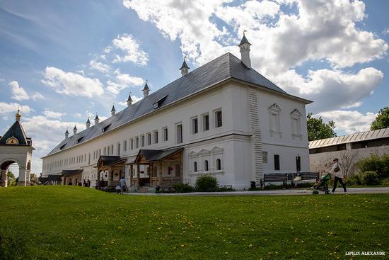 Savvino-Storozhevsky Monastery near Moscow, Russia, photo 15