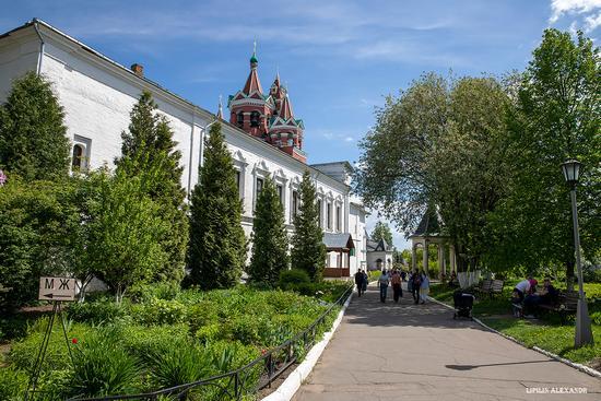 Savvino-Storozhevsky Monastery near Moscow, Russia, photo 16