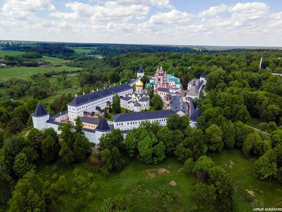 Savvino-Storozhevsky Monastery near Moscow, Russia, photo 17