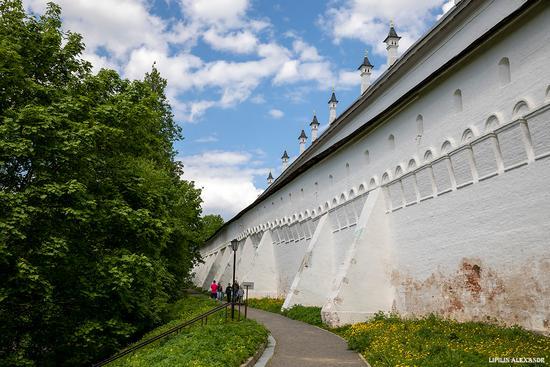 Savvino-Storozhevsky Monastery near Moscow, Russia, photo 3
