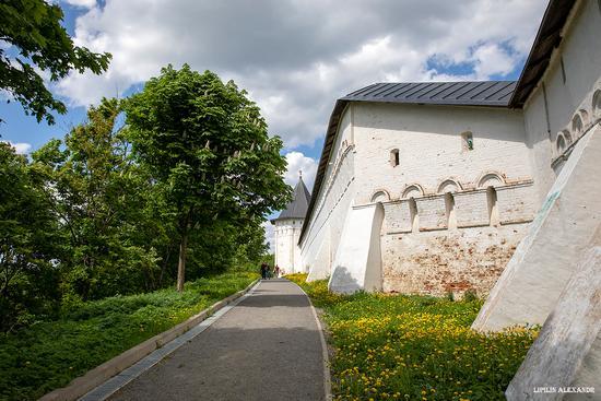 Savvino-Storozhevsky Monastery near Moscow, Russia, photo 4