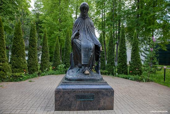 Savvino-Storozhevsky Monastery near Moscow, Russia, photo 5