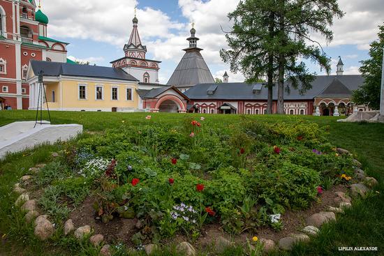 Savvino-Storozhevsky Monastery near Moscow, Russia, photo 6