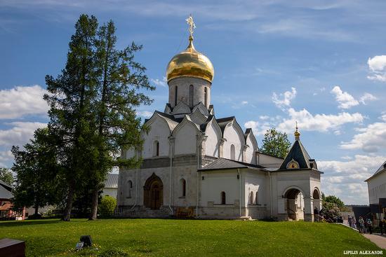 Savvino-Storozhevsky Monastery near Moscow, Russia, photo 7