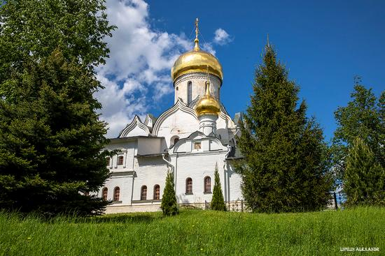 Savvino-Storozhevsky Monastery near Moscow, Russia, photo 8