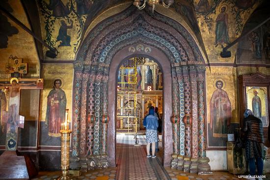 Savvino-Storozhevsky Monastery near Moscow, Russia, photo 9