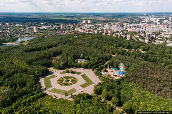 Tula city, Russia from above, photo 20