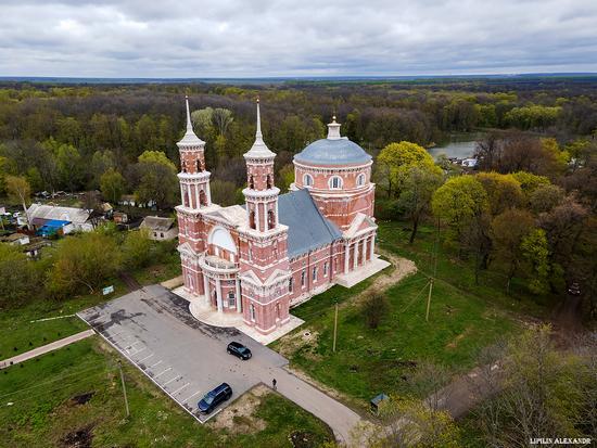 Vladimir Church, Balovnevo, Lipetsk Oblast, Russia, photo 1