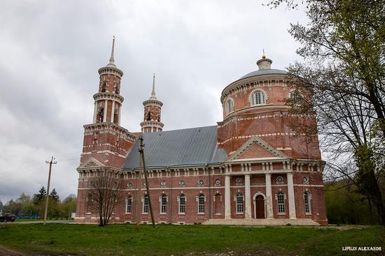 Vladimir Church, Balovnevo, Lipetsk Oblast, Russia, photo 10