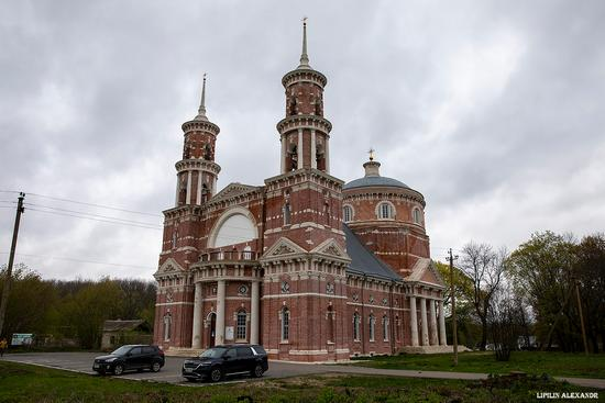 Vladimir Church, Balovnevo, Lipetsk Oblast, Russia, photo 11