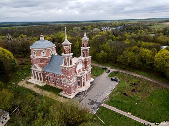 Vladimir Church, Balovnevo, Lipetsk Oblast, Russia, photo 2
