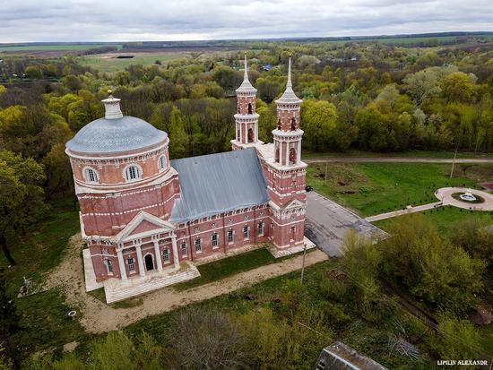Vladimir Church, Balovnevo, Lipetsk Oblast, Russia, photo 3
