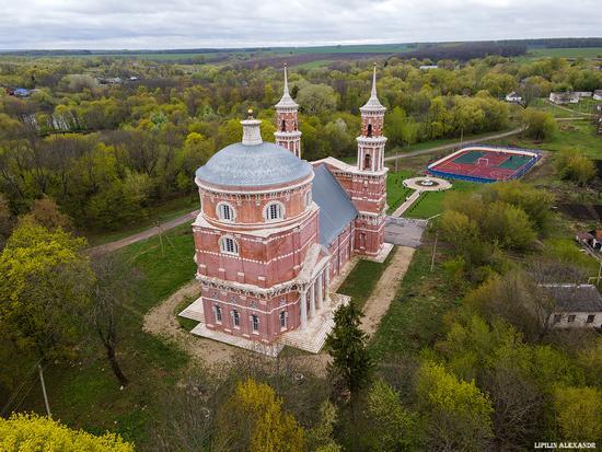 Vladimir Church, Balovnevo, Lipetsk Oblast, Russia, photo 4