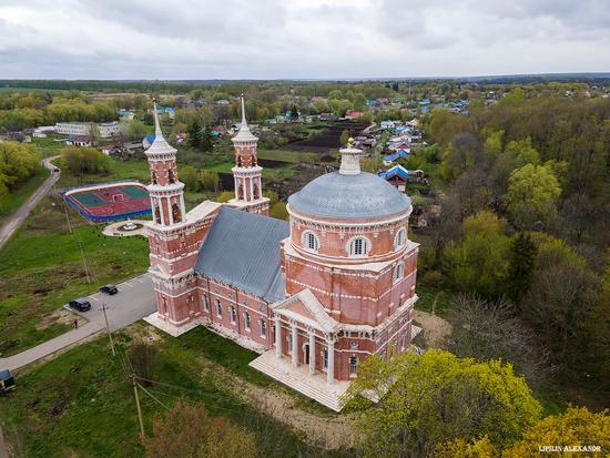 Vladimir Church, Balovnevo, Lipetsk Oblast, Russia, photo 5