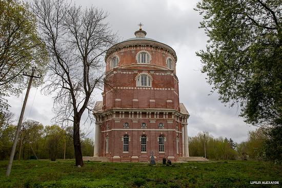 Vladimir Church, Balovnevo, Lipetsk Oblast, Russia, photo 9