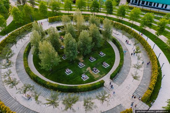 Park Krasnodar - one of the best parks in Russia, photo 10