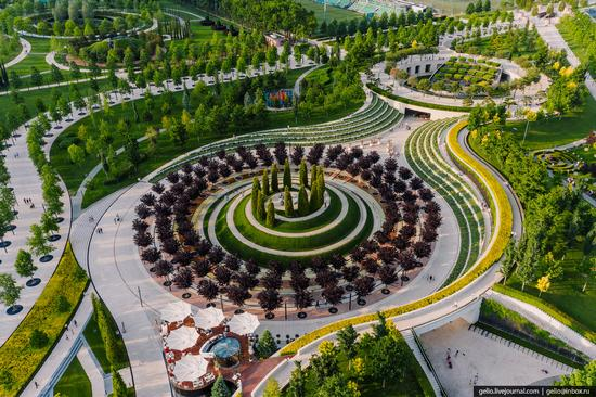 Park Krasnodar - one of the best parks in Russia, photo 2