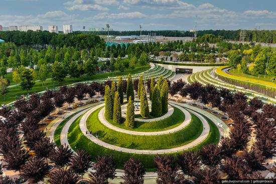 Park Krasnodar - one of the best parks in Russia, photo 4