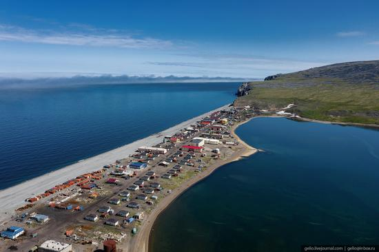 Uelen - the easternmost settlement of Russia and Eurasia, photo 11
