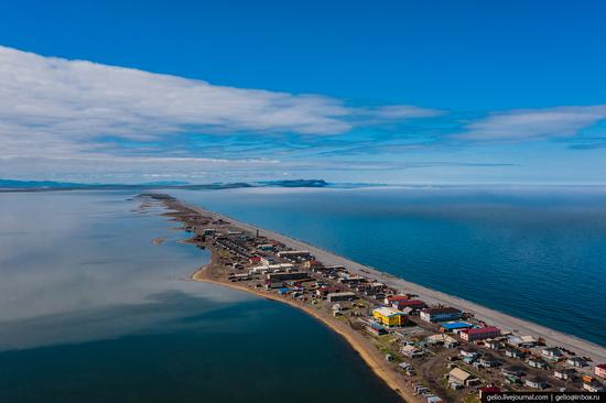 Uelen - the easternmost settlement of Russia and Eurasia, photo 2