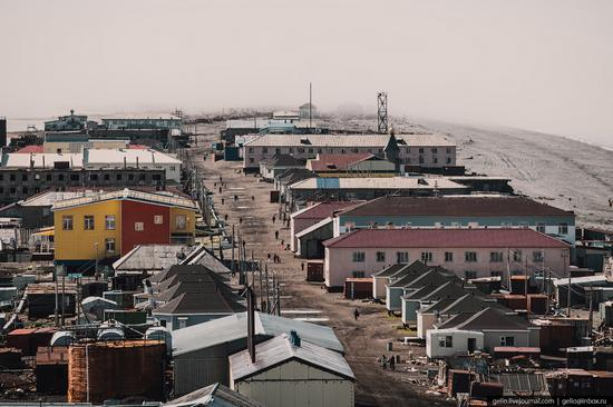 Uelen - the easternmost settlement of Russia and Eurasia, photo 3