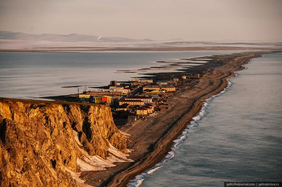 Uelen - the easternmost settlement of Russia and Eurasia, photo 4