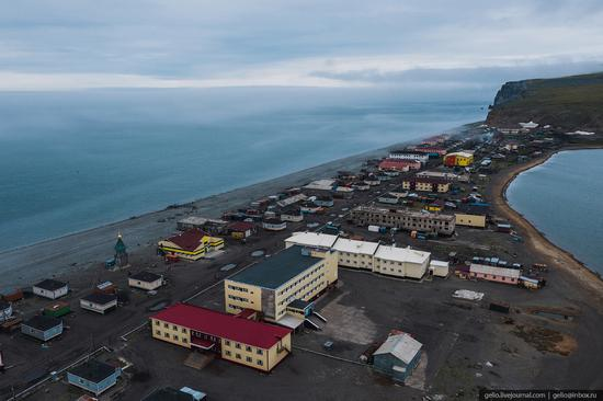 Uelen - the easternmost settlement of Russia and Eurasia, photo 9