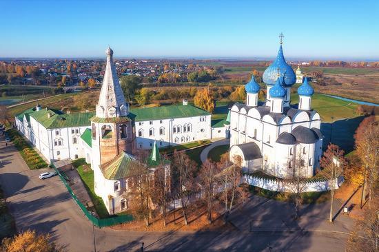 Suzdal - a unique old Russian town, photo 1