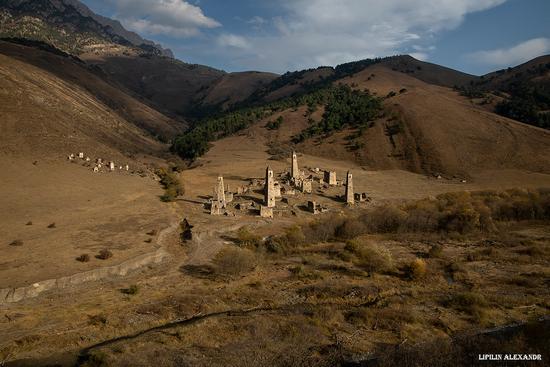 Tower Complex Targim, Ingushetia, Russia, photo 1