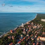 Zelenogradsk – a resort town by the Baltic Sea