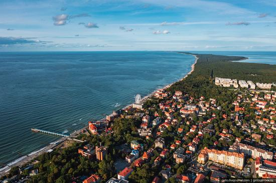 Zelenogradsk - a resort town by the Baltic Sea, Russia, photo 1