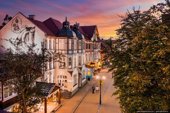 Zelenogradsk - a resort town by the Baltic Sea, Russia, photo 10