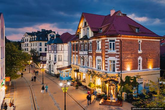 Zelenogradsk - a resort town by the Baltic Sea, Russia, photo 11