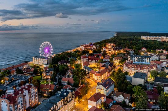 Zelenogradsk - a resort town by the Baltic Sea, Russia, photo 13