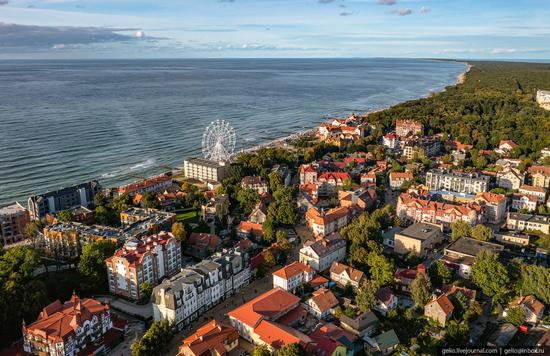 Zelenogradsk - a resort town by the Baltic Sea, Russia, photo 2