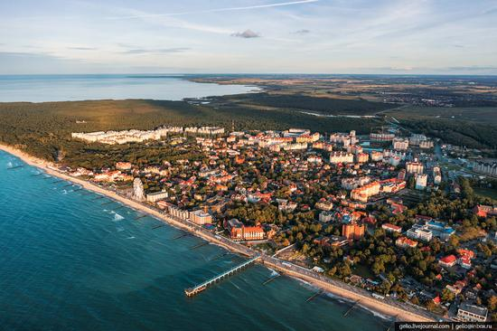 Zelenogradsk - a resort town by the Baltic Sea, Russia, photo 3