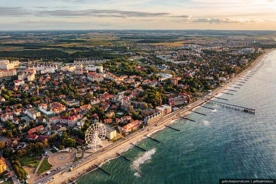 Zelenogradsk - a resort town by the Baltic Sea, Russia, photo 4