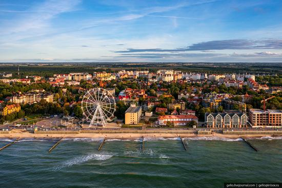 Zelenogradsk - a resort town by the Baltic Sea, Russia, photo 5