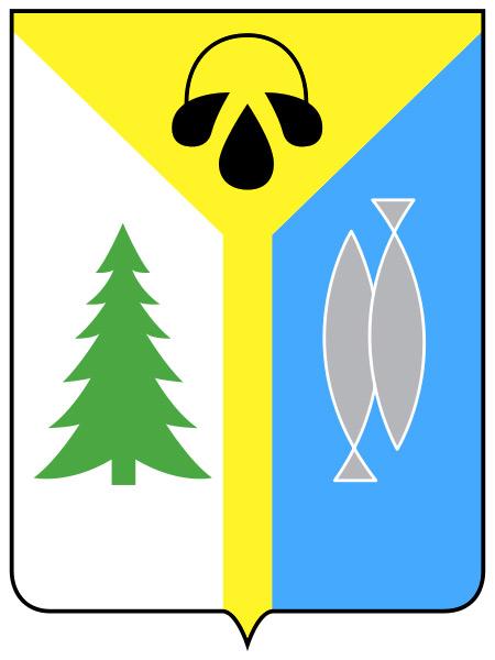 Nizhnevartovsk city coat of arms