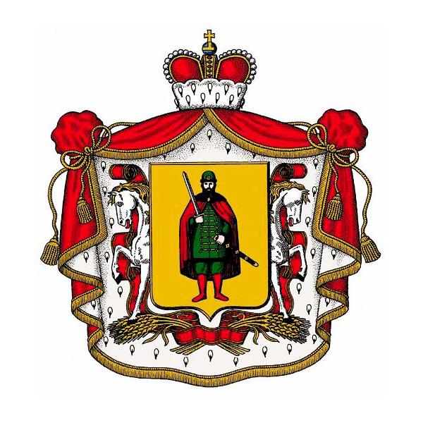 герб рязанской области фото