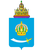 Astrakhan oblast coat of arms