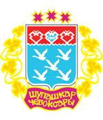 Cheboksary city coat of arms