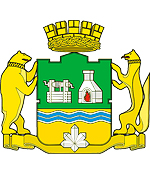 Ekaterinburg city coat of arms
