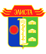 Elista city coat of arms