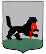 Irkutsk city coat of arms