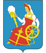 Ivanovo city coat of arms