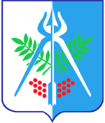 Izhevsk city coat of arms