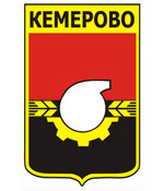 Kemerovo city coat of arms