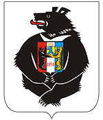 Khabarovsk krai coat of arms